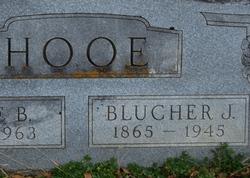 Blucher Jackson Hooe