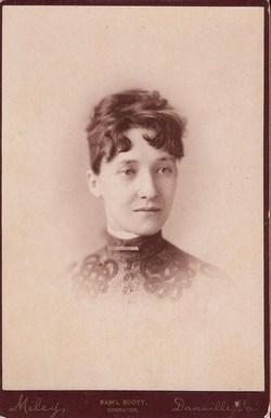 Sallie A <i>Eanes</i> Barnes