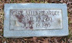 Carl Ballard Bruce