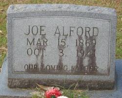 Joseph Riley Alford