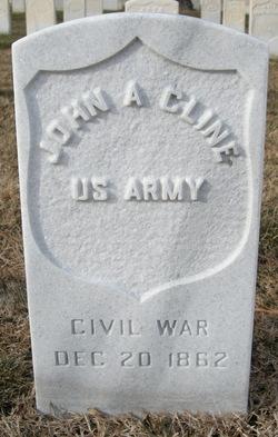 John A Cline