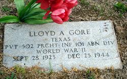 Lloyd Alfred Gore
