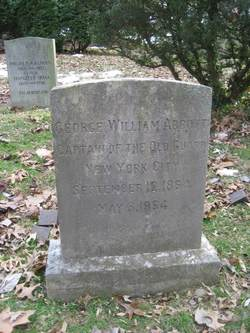 Capt George William Abbott
