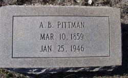 Archibald Benton Pittman, Jr