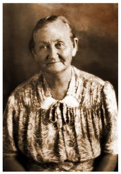 Gertrude Alice <i>Jones</i> Brown