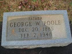 George W Poole