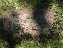Christina L. <i>Albertson</i> Clausen