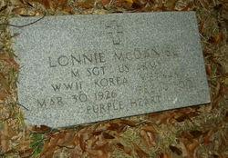 Lonnie Calvin McDaniel