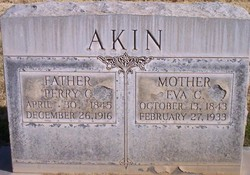 Perry C Akin