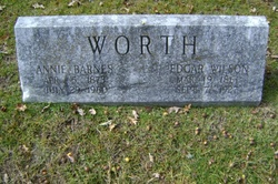 Edgar Wilson Worth