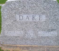 Lewis Carlton Dake