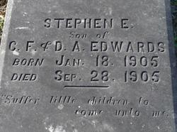 Stephen E Edwards