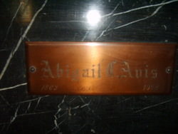 Abigail C Avis