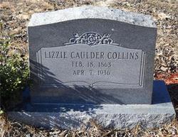 Elizabeth Lizzie <i>Caulder</i> Collins
