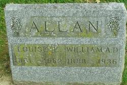 William A D Allan
