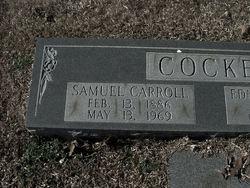 Samuel Carroll Cocke