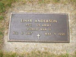 Einar Anderson