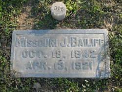 Missouri J. Bailiff