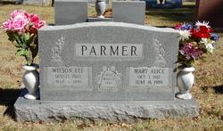 Wilson Lee Parmer