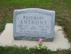 Rosemary <i>Sekema</i> Anthony