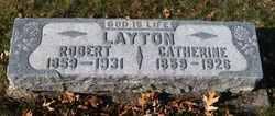 Catherine Jane <i>Long</i> Layton