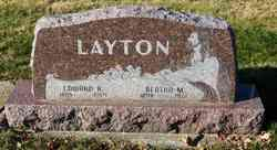 Bertha Matilda <i>Rickert</i> Layton
