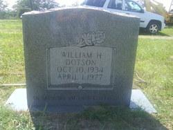 William Henry Dotson