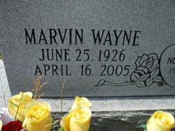 Marvin Wayne Barker
