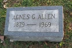 Agnes Givendoline <i>Tolle</i> Allen