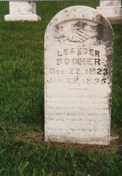 Leander Booher