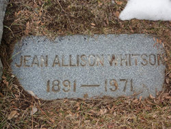 Jean Allison Whitson