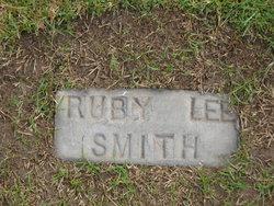 Ruby Lee <i>Thompson</i> Smith