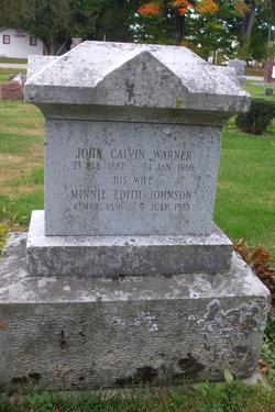 John Calvin Warner