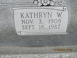Kathryn <i>Wolfe</i> Criswell