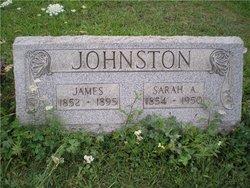Sarah A Johnston