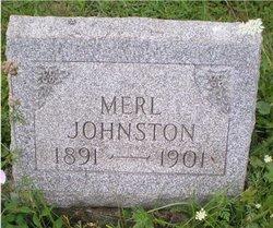 Merl Johnston