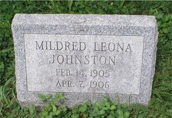 Mildred Leona Johnston