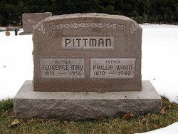 Phillip Ward Pitman