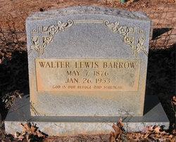 Walter Lewis Barrow
