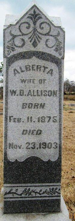 Alberta Allison