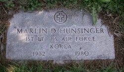 Marlin D. Hunsinger