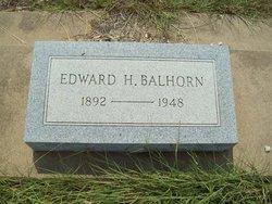 Edward Hugh Balhorn