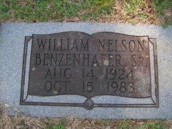William Nelson Benzenhafer, Sr