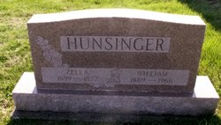 Zella <i>Hungerford</i> Hunsinger