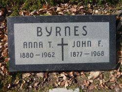 Anna T Byrnes