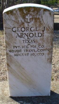 George Jefferson Arnold