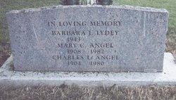 Mary C. <i>Hussey</i> Angel