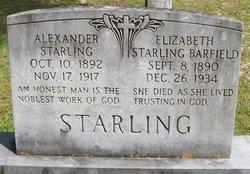 Alexander Starling