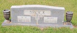 Mary <i>Strawn</i> Brock