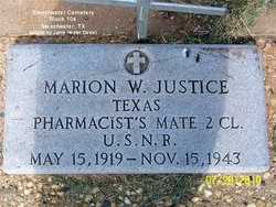 Marion William Justice